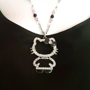 Stunning HelloKitty🐈 Necklace